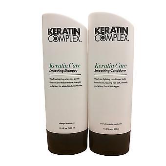 Keratin Complex Keratin Care Shampoo & Conditioner 13.5 OZ Set