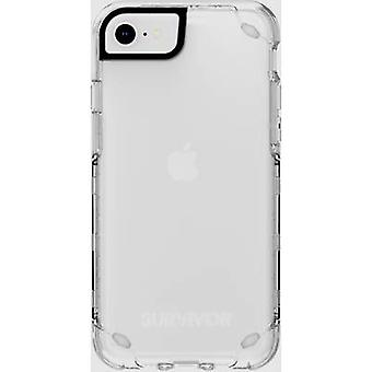 Griffin Survivor Strong Case Apple iPhone 6, iPhone 6S, iPhone 7, iPhone 8 Transparent