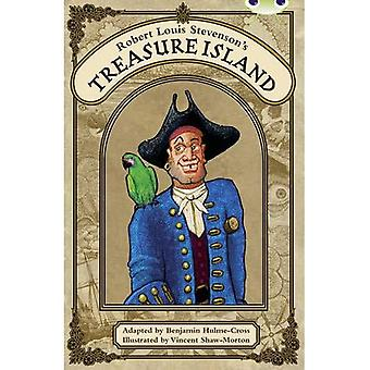Robert Louis Stevenson's Treasure Island: Red (KS2) A/5c (BUG CLUB)