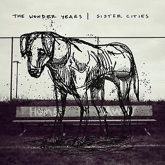 Wonder Years - Sister Cities [CD] USA import