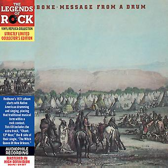 Redbone - Message From a Drum [CD] USA import