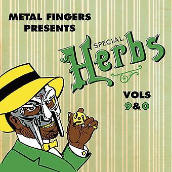 Mf Doom - Special Herbs Volumes 9 & 10 [Vinyl] USA import