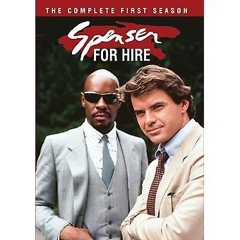 Spenser para aluguer: importação EUA completa a primeira temporada [DVD]
