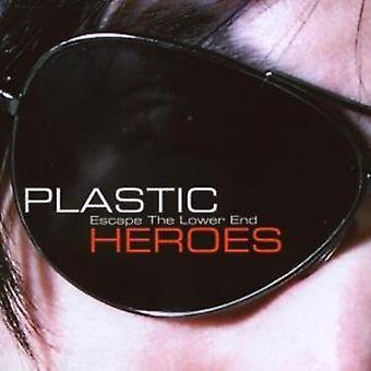 Plastic Heroes - Escape the Lower End [CD] USA import