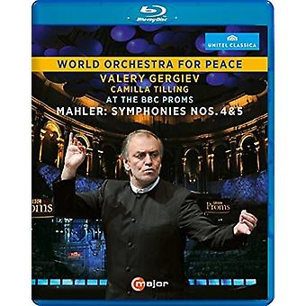 World Orchestra for Peace - BBC Proms [BLU-RAY] USA import