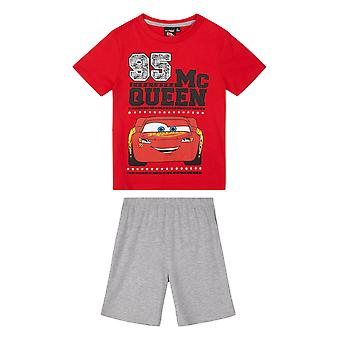 Disney cars boys pyjama set lightning mcqueen car0897pyj