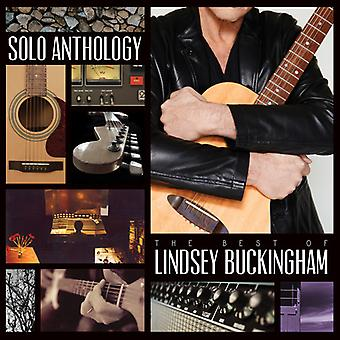 Lindsey Buckingham - Solo Anthology: Det bästa av Lindsey Buckingham [CD] USA import