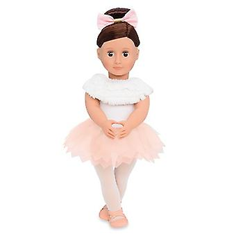 Our Generation Doll Valencia - Ballerina