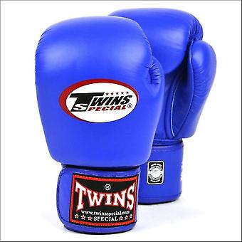 Twins special blue boxing gloves