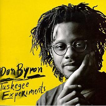 Don Byron - Tuskegee Experiments [CD] USA import