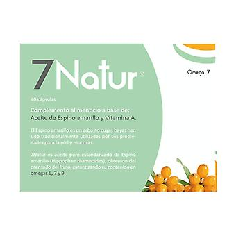 7Natur 40 capsules