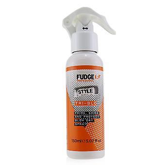 Stil tri blo (prime, glans og beskytte føn spray) 248853 150ml/5.07oz