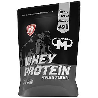Mammut Whey protein Coconut White chocolate 1000 gr