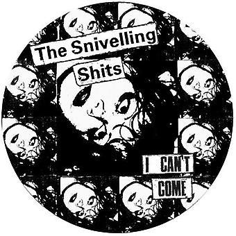 Snivelling Shits - Cant Come [CD] USA import