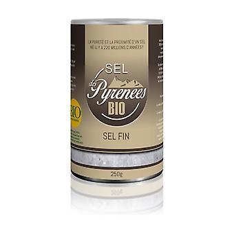 Organic Pyrenees salt - fine salt 250 g