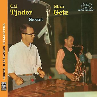 Stan Getz & Cal Tjader Sextet - Stan Getz/Cal Tjader Sextet [CD] USA import