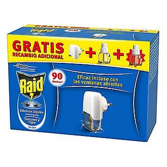 Elektrický repelent proti komárom Raid