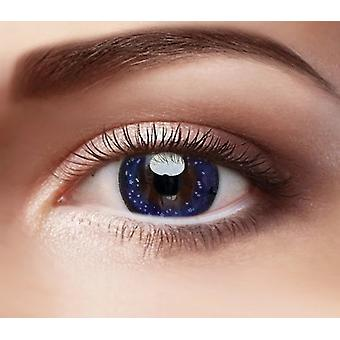 Colored Contact Lenses For Eyes -con Dream, Night Sky Series