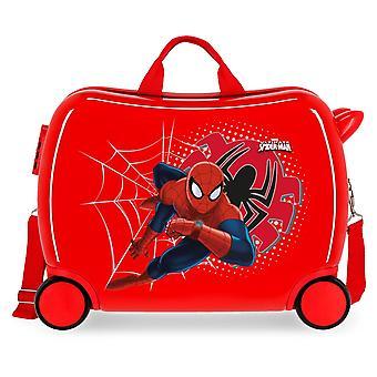 Red Spiderman Tech Sprawa jeździecka