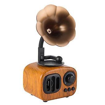 Gramofon lille højttaler