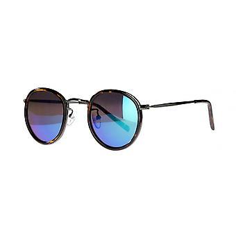 Sonnenbrille Unisex    Kat.3 braun blau/grün (amu19202e)