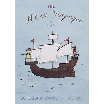 The New Voyager by Illustrated by Rafaela Rodrigues