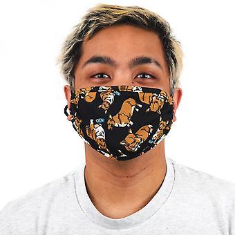 Cowboy Bebop Adjustable Face Cover Mask