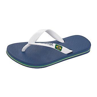 Ipanema Rio II Kids Flip Flops / Sandals - Blue and White