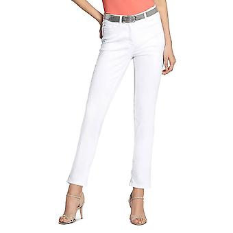 Basler | Denim Mid-Rise Skinny Jeans