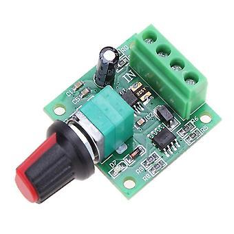 Dc 1.8v 3v 5v 6v 12v 2a Pwm Motor Speed Controller Low Voltage Motor Switch Pwm Ajustável Drive Module
