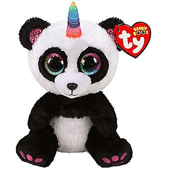 TY Boo Paris Panda med Horn