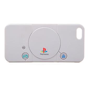 Sony PS Console Hard Plastic Phone Cover voor Apple iPhone 5 Grey (PH128827SNY)