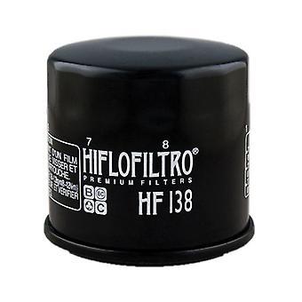 JT Sprocket HF138 Hi Flo - Oil Filter