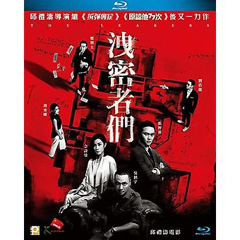 Leakers [Blu-ray] USA import