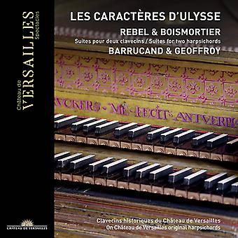 Caracteres D'Ulysse [CD] USA import