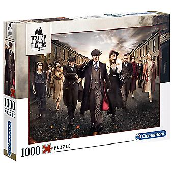 Peaky Blinders, Puzzles - 1000 Pieces