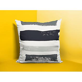Abstract paint cushion/pillow