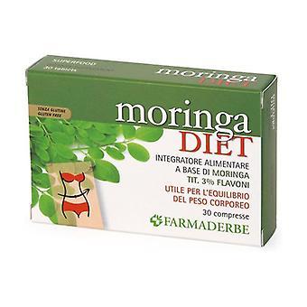 MORINGA DIET 30CPR None