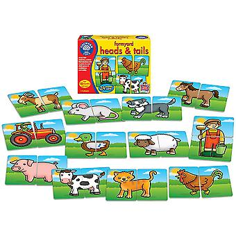 Orchard Toys basse-cour chefs & queues