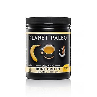Planet Paleo Organic Bone Broth Protein Powder Vanilla & Banana 480g (PP2013)