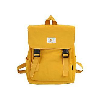 Waterproof Backpack Women Canvas School/ Travel Bags / Bagpack Rucksack Ladies