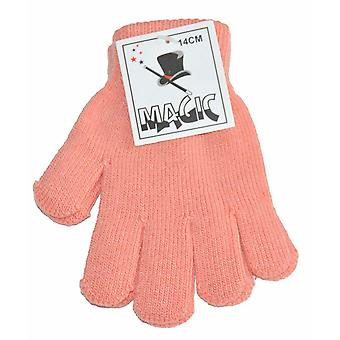 Finger Mittens 1-pack, Coral