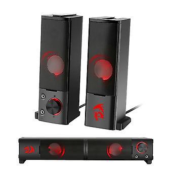 Redragon Gs550 Aux 3,5 mm Stereo Surround Music Smart Lautsprecher