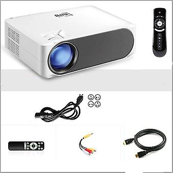 6800 Lumens, 6 Inch Full Hd Projector