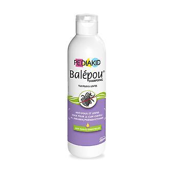 Pediakid Organic Anti-Lice Shampoo 200 ml (Lavender)