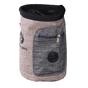 Pet Outdoor Supplies Pet Snack Bag Training Pocket Training Dog Reward Snack Bag