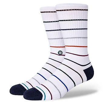 Stance Men's Socks ~ Dan wit