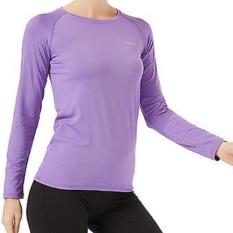 Ladies Slim Yoga Fitness Sports Top H09