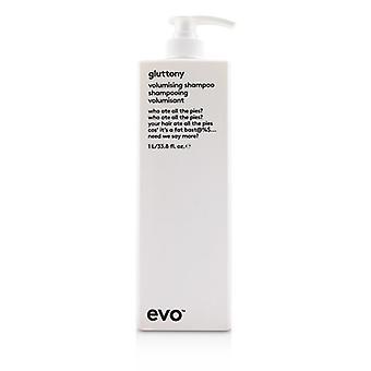 Evo Gluttony Volumising Shampoo 1000ml/33.8oz