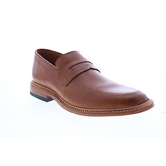 Bostonian Adult Mens No.16 Soft Way Penny Loafers & Slip Ons